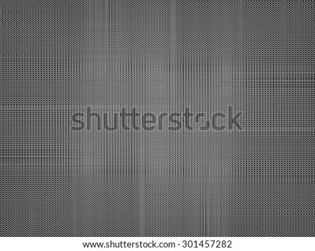 Abstract black and white grids background