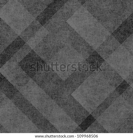 abstract black background for monochrome black and white printing, old parchment grunge texture in art abstract background block layout design black paper, old vintage background gray faded wallpaper - stock photo