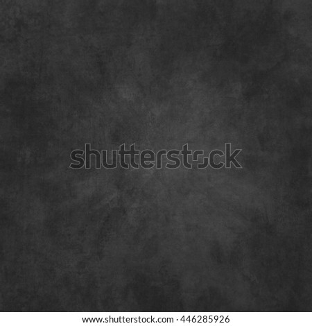 Abstract black background with scratches. Vintage grunge background texture elegant monochrome background design.  textured blackboard.