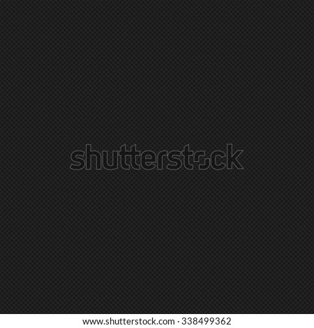 Abstract Black Pixel Subtle Seamless Pattern - stock photo