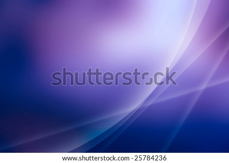 Abstract Blue and violet Background - stock photo