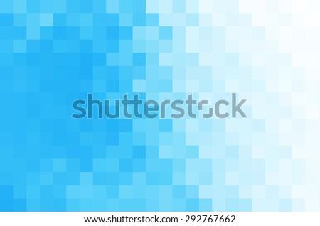 Abstract blue and white background. - stock photo