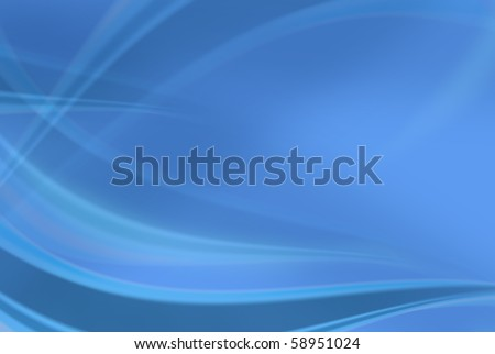 abstract blue background fo web