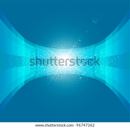 abstract blue background (JEPG version)
