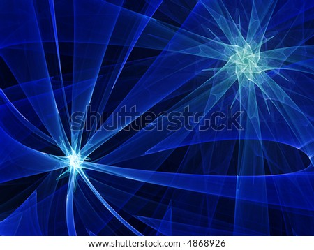 abstract blue background texture  - high quality rendered image - stock photo