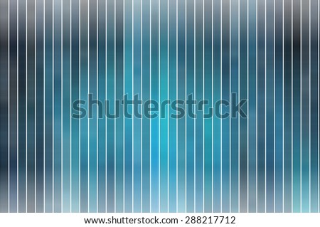 abstract blue background. vertical lines and strips - stock photo