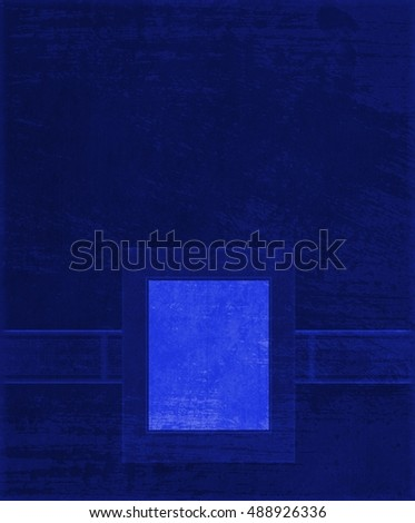 abstract blue background vignette black border, vintage grunge background texture layout design, sapphire color background, midnight blue web template background