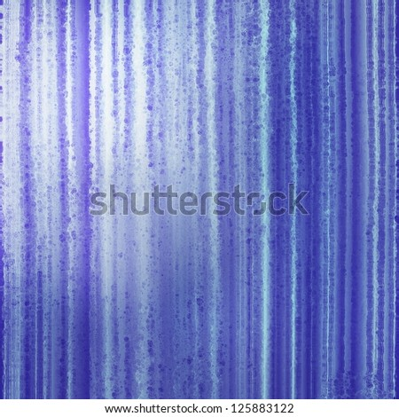 abstract blue background,white striped pattern with vintage grunge background texture design with white spot light corner, random sky blue stripes for brochures, posters, baby boy shower invitations - stock photo