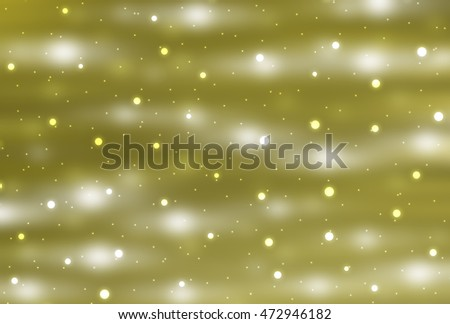 abstract blue bokeh circles. Beautiful background with particles. illustration beautiful.