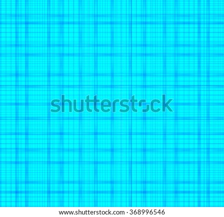Abstract blue cell background - stock photo