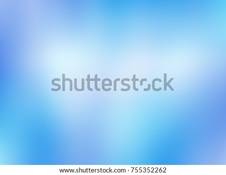 abstract blue color light background.blur gradient graphic design