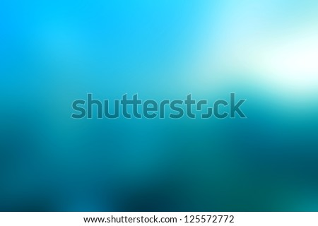 Abstract blue effect background - stock photo