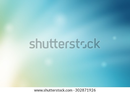 abstract blue gradient color background - stock photo
