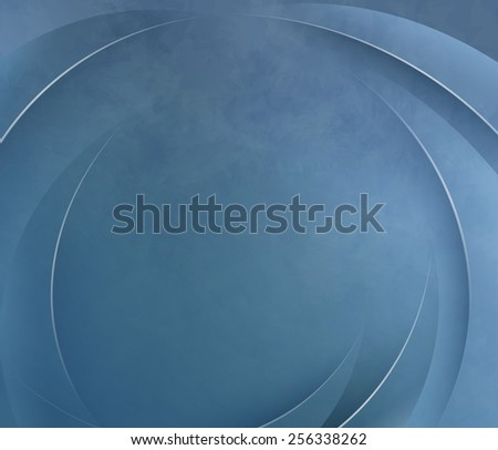 Abstract blue grunge background. Raster version - stock photo