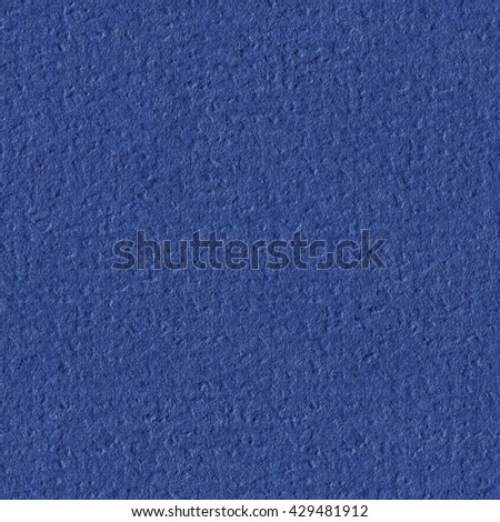 Abstract blue paper texture closeup. Seamless square texture. Tile ready. Tile ready. - stock photo