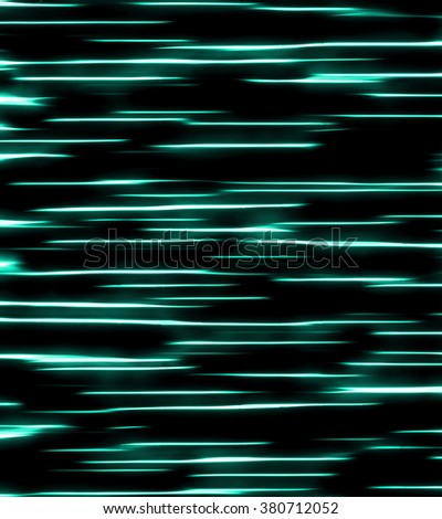 Abstract blue space lines background