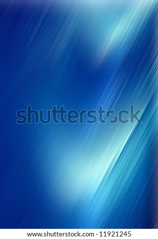 abstract blue water - stock photo