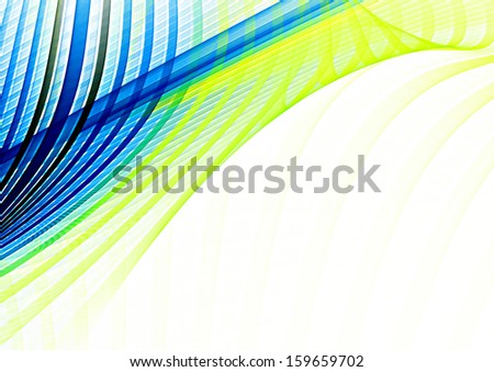 abstract blue yellow background texture  - stock photo