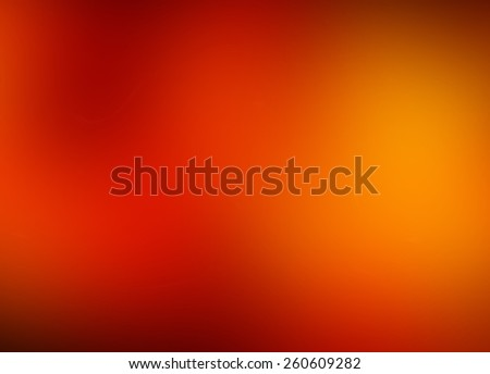abstract blur background.blurred gradient shade of red and orange tangerine color wallpaper concept.Christmas festive decorations backdrop.ethereal display for design,banner,template,website and etc. - stock photo