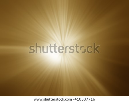 Abstract blur background light gold, soft and elegance. - stock photo