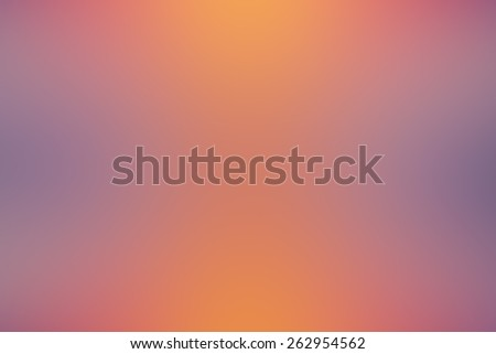 Abstract blur background of red and pink color - stock photo