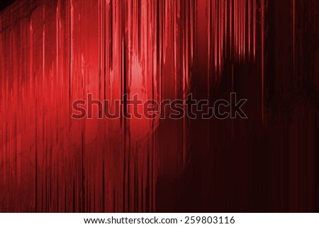 Abstract blur background with filter effect