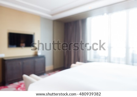 bedroom interior equipped abstract - photo #46
