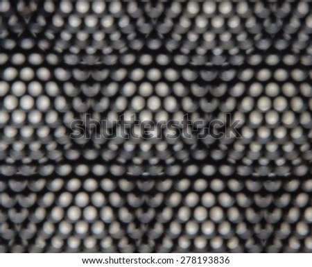 Abstract Blured Mesh Background Texture - stock photo