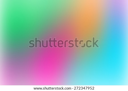 abstract blurred background, smooth gradient texture color with pastel beautiful gradient - stock photo