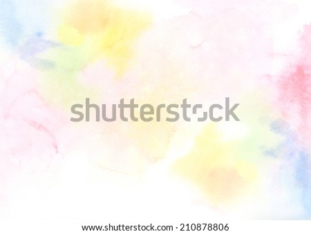 Abstract Blurred Background Texture - stock photo