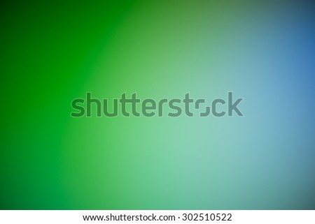 Abstract blurred colorful gradient effect background - stock photo