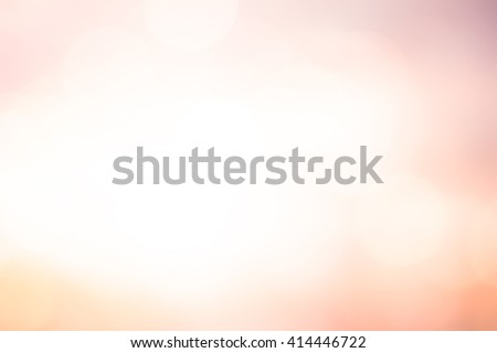 abstract blurred elegant soft brighten pink coral background:blur rose blush colorful backdrop with bokeh lucent:beauty shiny glamour glow with lens flare light effect filter:vivid sparkle warm tone. - stock photo