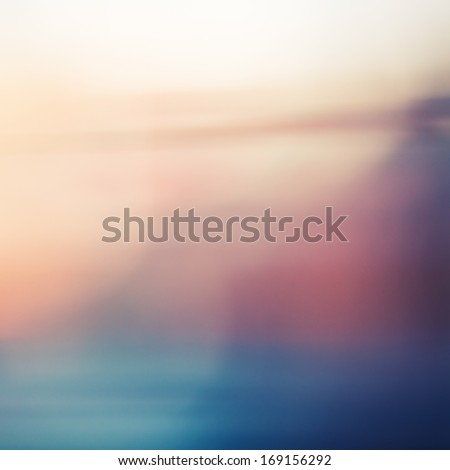 Abstract blurry background - stock photo