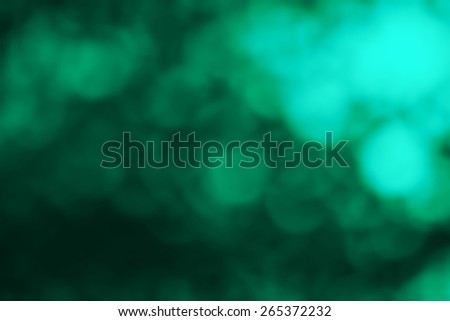 abstract blurry light nature - stock photo