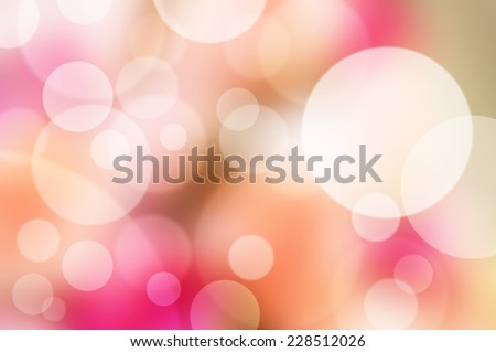 Abstract blurry pink background - stock photo