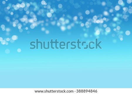 Abstract bokeh background.