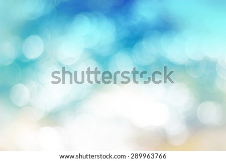 Abstract bokeh background.nature