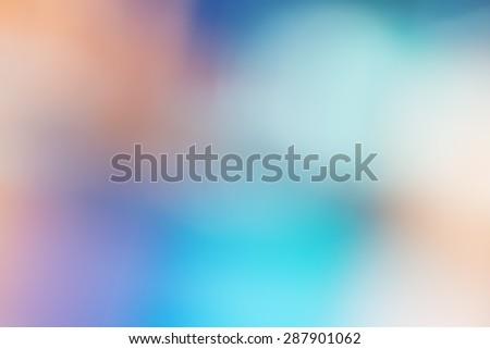 Abstract bokeh colorful effect background for wallpaper or backdrop or webdesign - stock photo