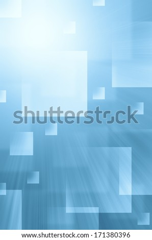 Abstract bright background