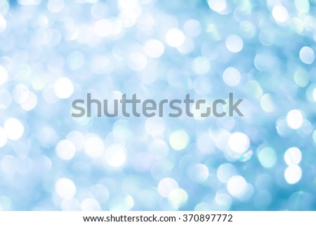abstract bright blur white,blue,bronze glittering shine bulbs lights background:blurred of Christmas day wallpaper decoration concept.xmas design festival backdrop:sparkle circle celebration display - stock photo