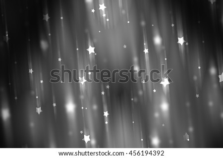Abstract bright glitter grey background