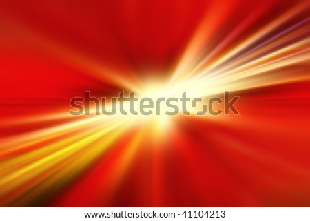 Abstract bright red tone background - stock photo