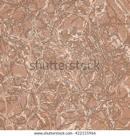 Abstract brown background. Abstract grunge black vignette border frame. - stock photo