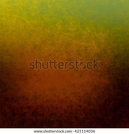 Abstract brown background. Abstract grunge black vignette border frame. Earthy background. - stock photo