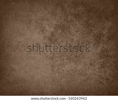 abstract brown background leather color, vintage grunge background texture country western or antique style for billboard sign or brochure design retro background chocolate or coffee color background - stock photo