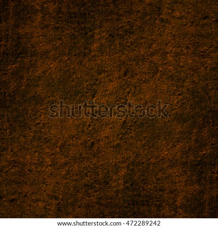 Abstract brown background texture wall