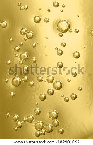Abstract, bubbles