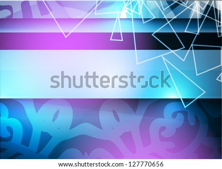 Abstract business background - stock photo