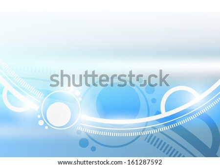 Abstract business background - illustration for your business card or brochure design.