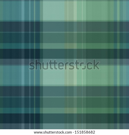 Abstract checkered textured seamless pattern. - stock photo